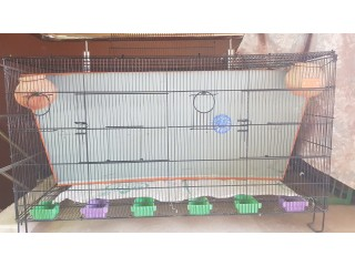 4ft*2ft foldable cagepartition also available Brand new condition