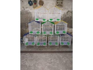 Birds and Pets Cages